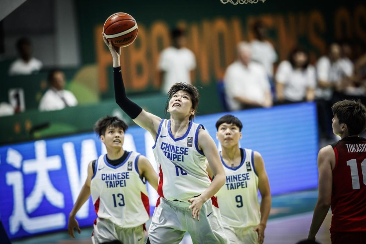 2019-FIBA-Women-Asia-Cup-Chinese-Taipei-Peichen-Tsai Midlife Halftime: Gilas Women finds itself in land of the giants Bandwagon Wire Basketball Gilas Pilipinas  - philippine sports news