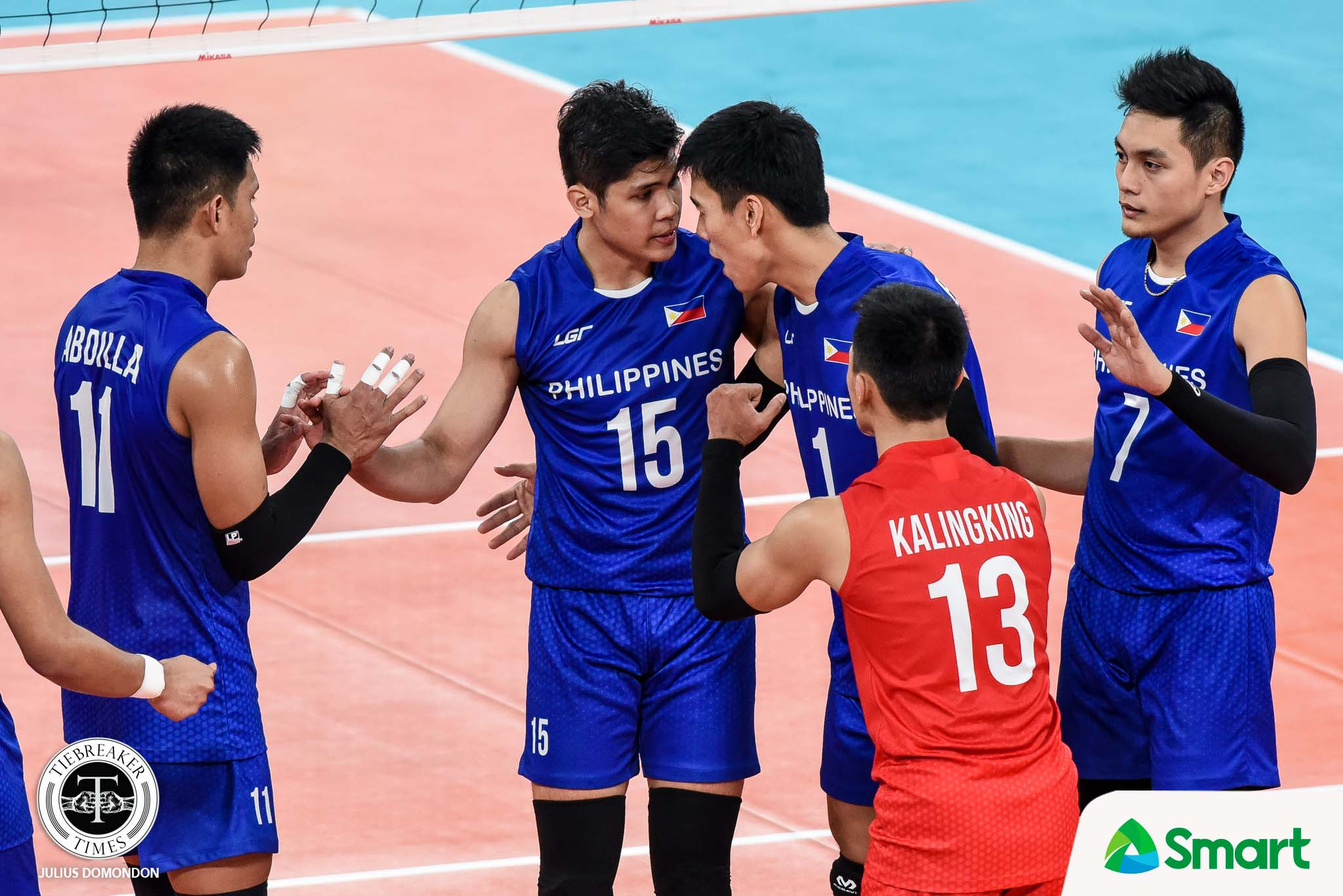 2019-SEA-Games-Philippines-vs-Vietnam-Marck-Espejo-x-Bryan-Bagunas Alinsunurin expects this trio to fill void left by Espejo, Bagunas News Volleyball  - philippine sports news
