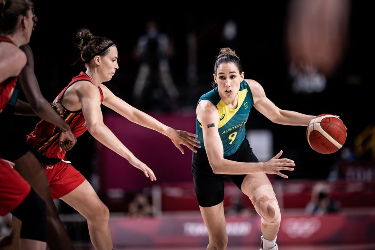 2020-Tokyo-Olympics-Australia-Bec-Allen Midlife Halftime: Gilas Women finds itself in land of the giants Bandwagon Wire Basketball Gilas Pilipinas  - philippine sports news