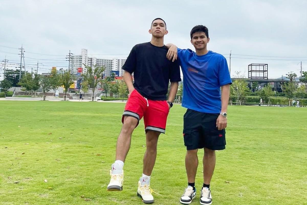 2021-22-B.League-Season-San-En-x-Shiga-Thirdy-and-Kiefer-Ravena Kiefer Ravena all set for Shiga debut, secures NLEX, PBA release Basketball News PBA  - philippine sports news