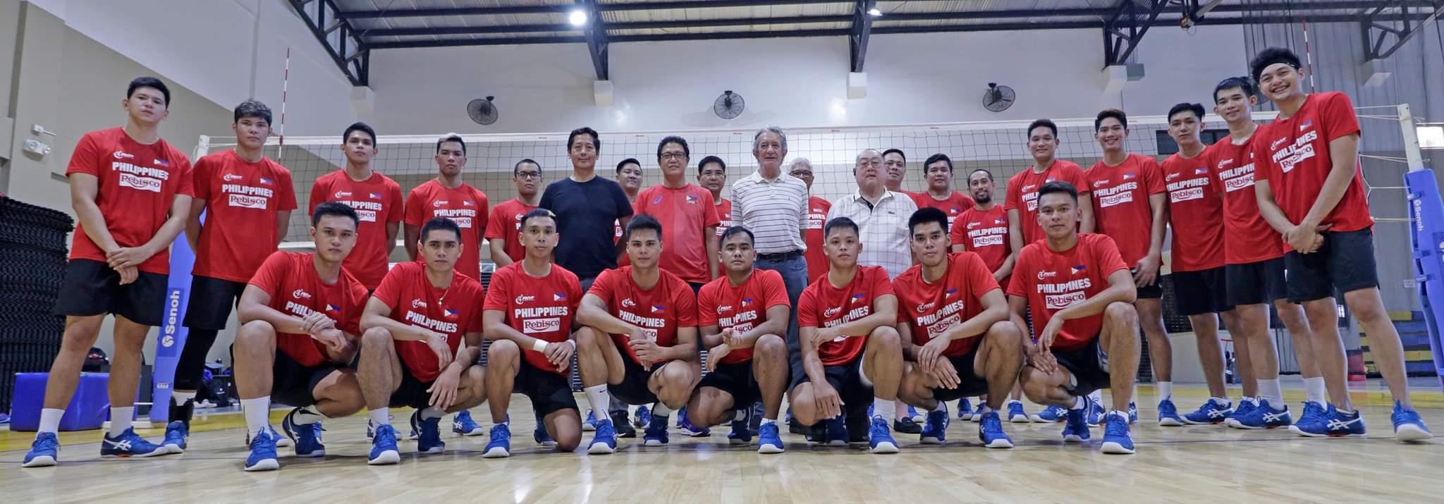 2021-AVC-Mens-Club-Championship-Rebisco-1 Marano, De Guzman captain Rebisco PH as Tolenada skippers Choco Mucho in AVC Club News Volleyball  - philippine sports news