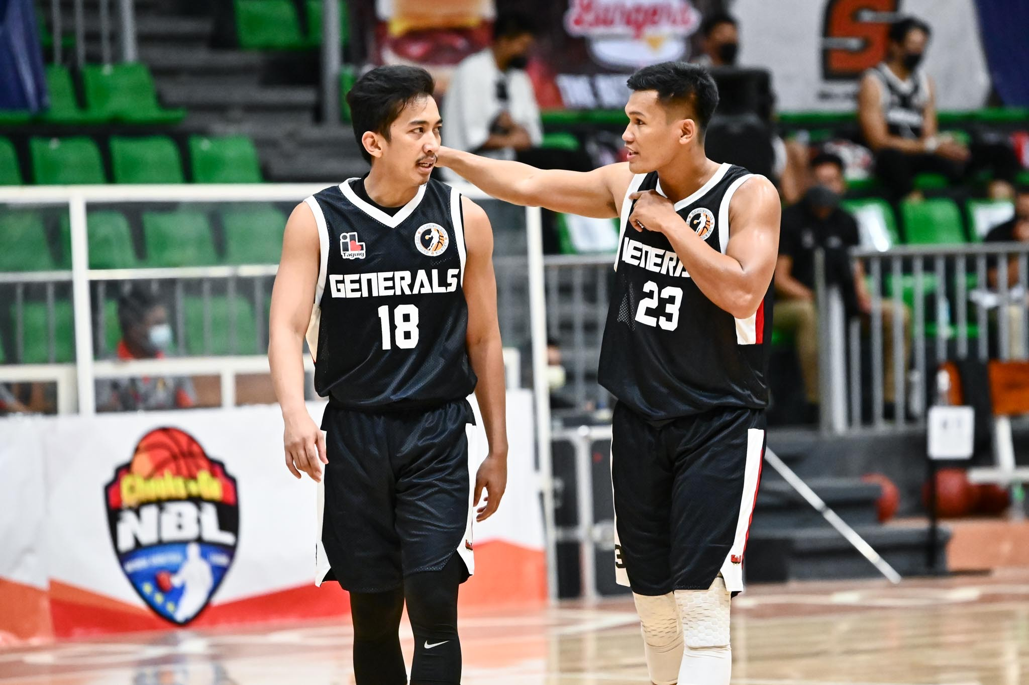 2021-Chooks-NBL-Stan-D4-vs-Taguig-Mike-Sampurna-x-Richmond-Gilbero Sampurna powers Taguig to successful NBL debut as Stan D4 drops to 0-4 Basketball NBL News  - philippine sports news