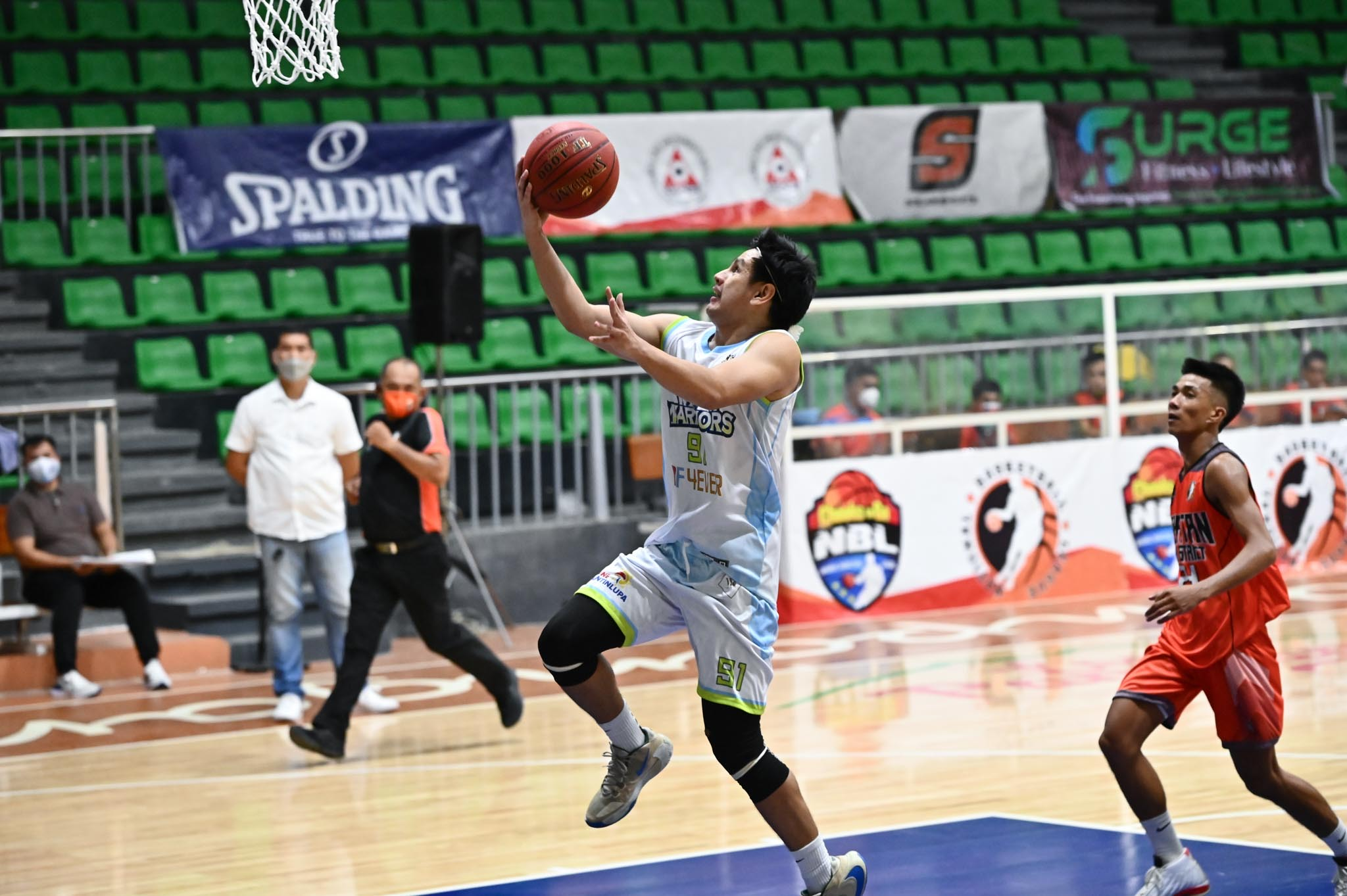 2021-Chooks-to-Go-NBL-Muntinlupa-vs-Quezon-D4-Jed-Mendoza Enguio, Mendoza stamp class, lead Muntinlupa to rousing NBL debut Basketball NBL News  - philippine sports news