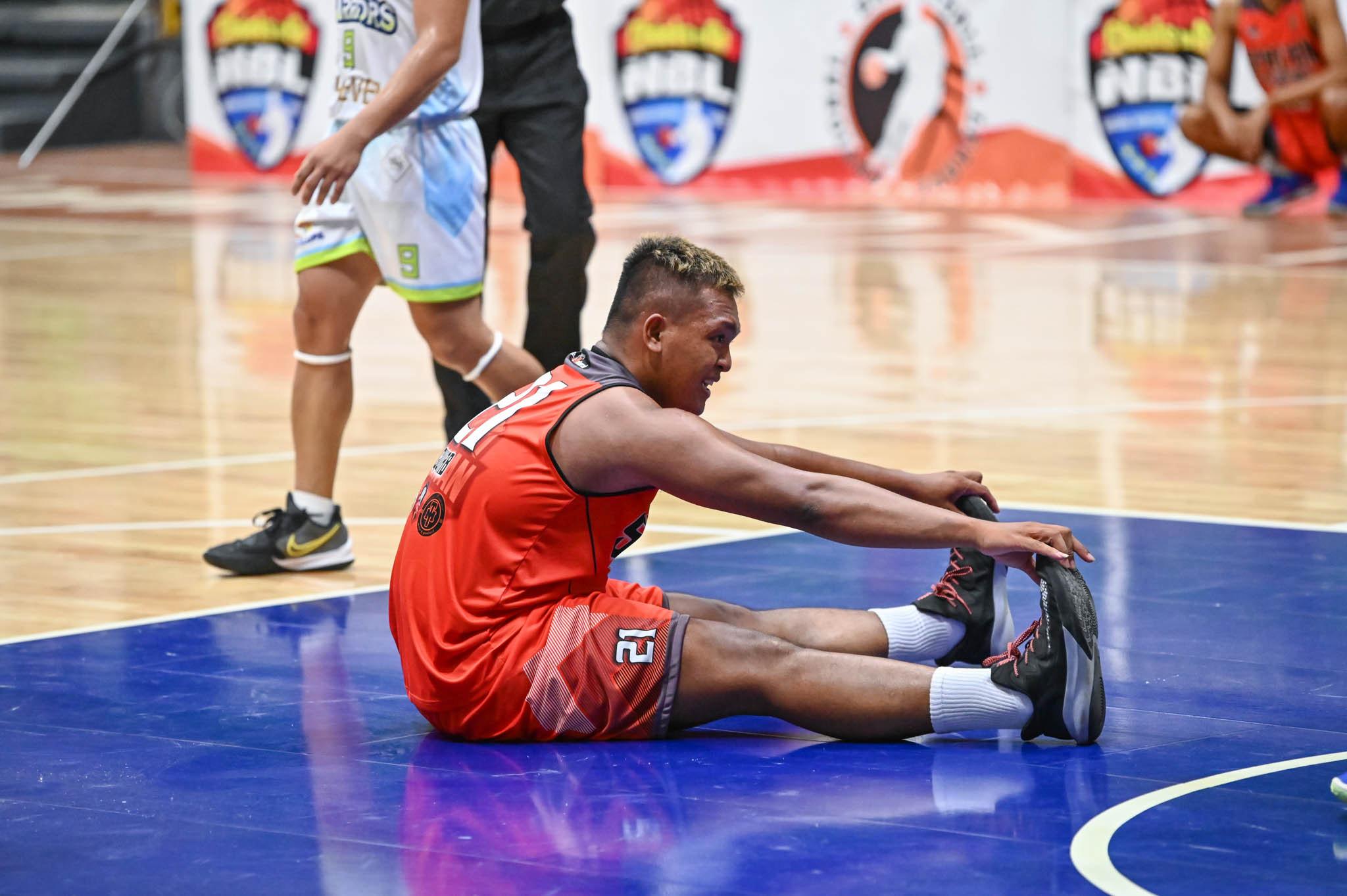 2021-Chooks-to-Go-NBL-Muntinlupa-vs-Quezon-D4-Kheth-Guiab Enguio, Mendoza stamp class, lead Muntinlupa to rousing NBL debut Basketball NBL News  - philippine sports news