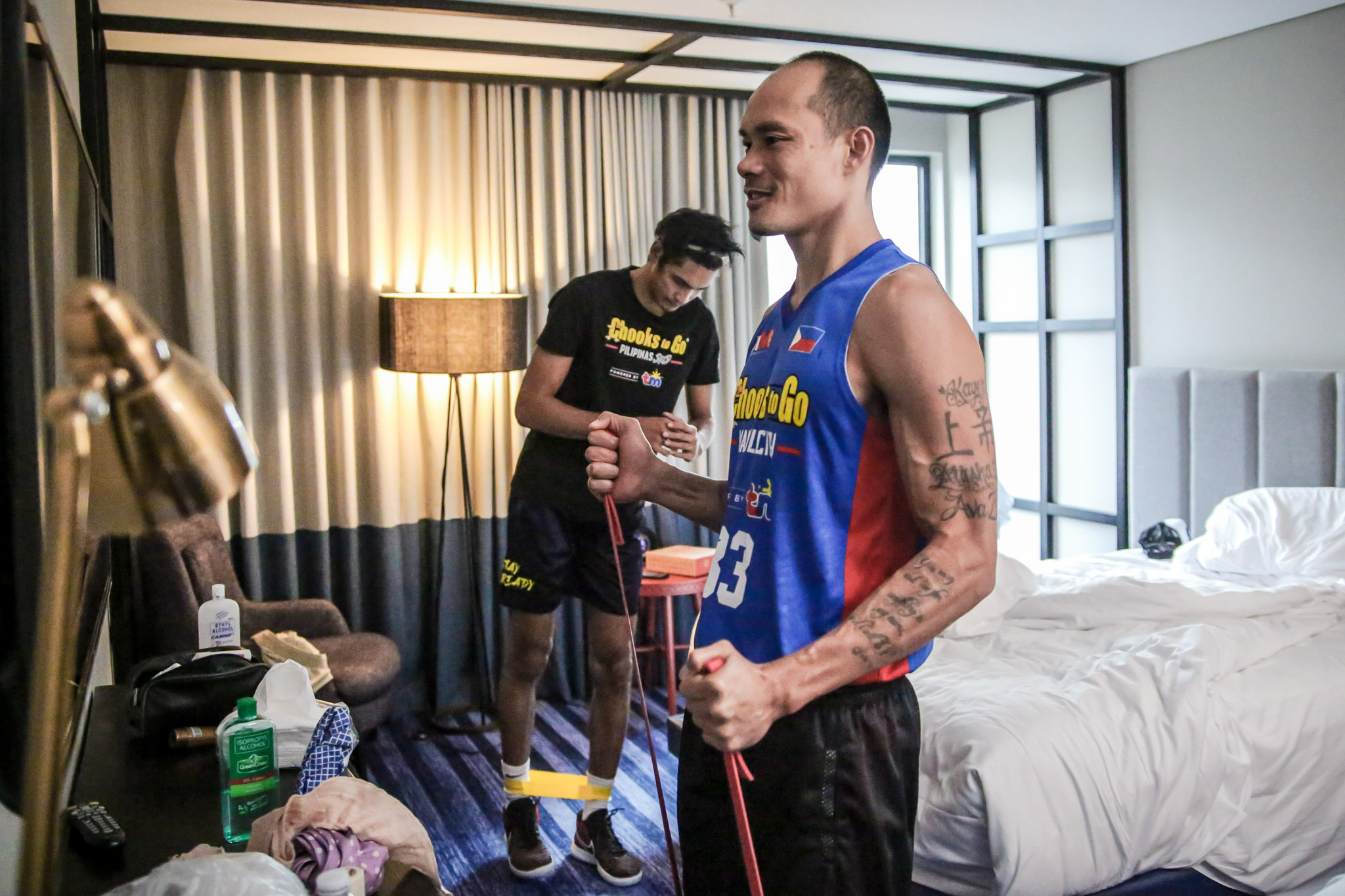 2021-FIBA-3X3-Montreal-WT-Prep-Dennis-Santos-x-Mark-Yee Manila Chooks look to make up lack of height with prep, chemistry in Montreal WT 3x3 Basketball Chooks-to-Go Pilipinas 3x3 News  - philippine sports news
