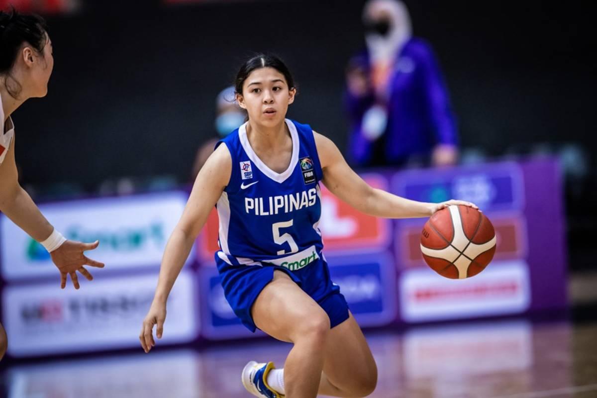 2021-FIBA-Womens-Asia-Cup-China-def-Gilas-Ella-Fajardo-2 Ella Fajardo offers no excuses after loss to China: 'We have more in us' Basketball Gilas Pilipinas News  - philippine sports news