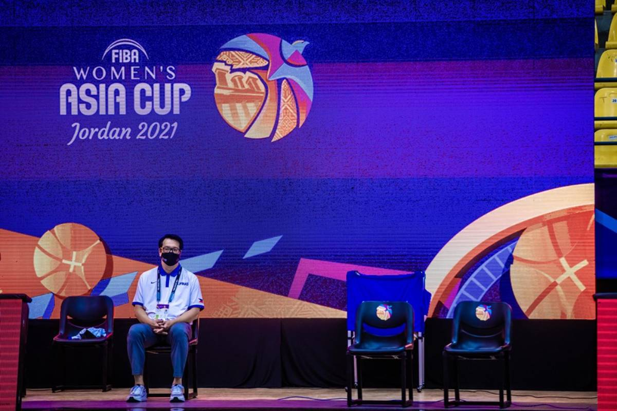 2021-FIBA-Womens-Asia-Cup-China-def-Gilas-Patrick-Aquino Ella Fajardo offers no excuses after loss to China: 'We have more in us' Basketball Gilas Pilipinas News  - philippine sports news