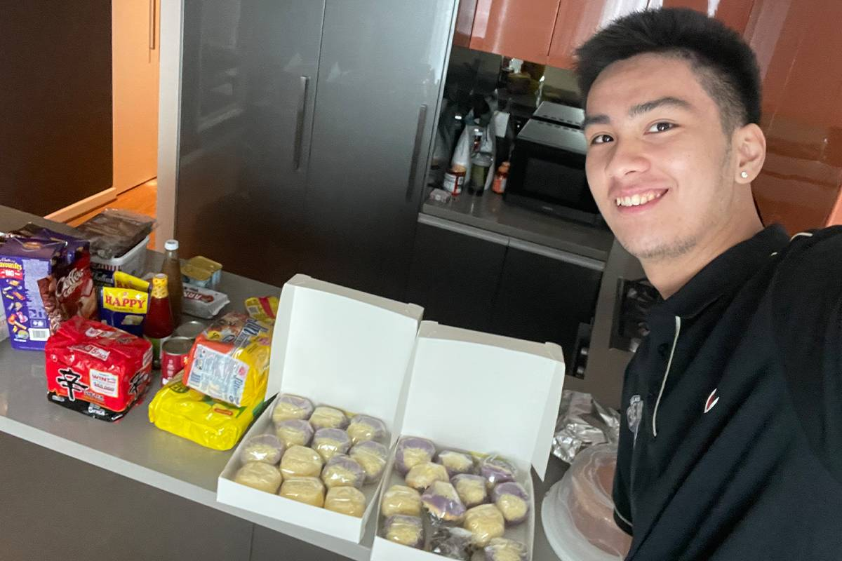 2021-NBL-Season-Adelaide-36ers-Kai-Sotto-with-Filipino-community-3 Kai Sotto spends weekend with Filipino community in Adelaide Basketball News  - philippine sports news