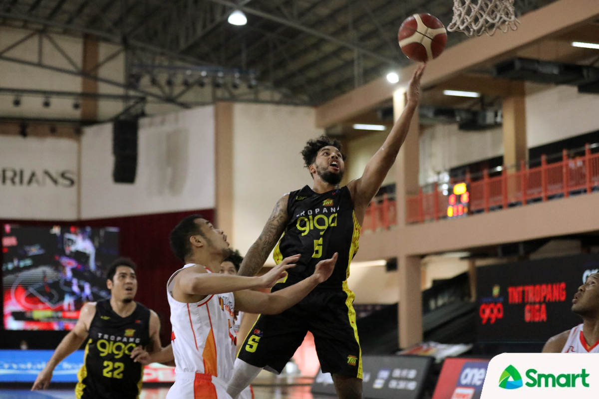 2021-PBA-Philippine-Cup-Northport-vs-TNT-Mikey-Williams Mikey Williams glad to have Montalbo on his side: 'Kib's a dog' Basketball News PBA  - philippine sports news