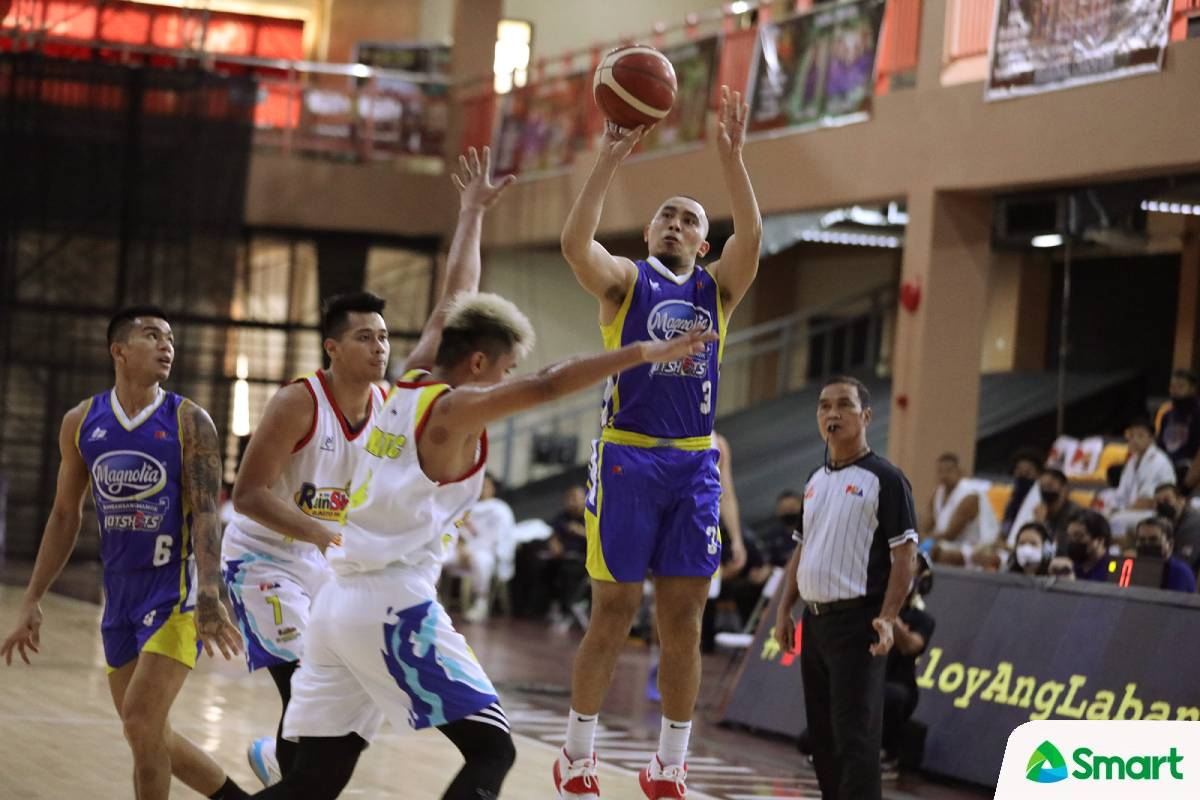 2021-PBA-Philippine-Cup-Quarterfinals-Rain-or-Shine-vs-Magnolia-Paul-Lee Victolero brushes off Lee's eye injury: 'Batang Tondo 'yan' Basketball News PBA  - philippine sports news