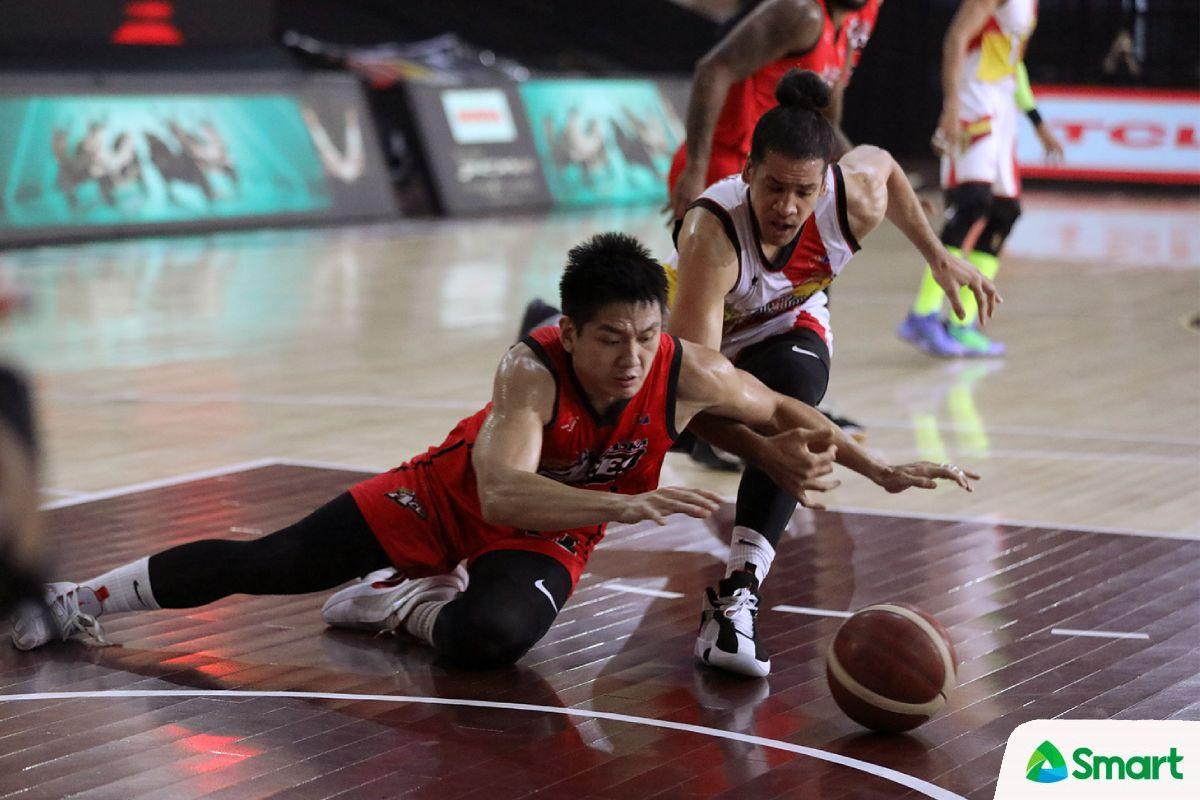 2021-PBA-Philippine-Cup-San-Miguel-vs-Alaska-Jeron-Teng Cariaso remains proud of Alaska's stand during challenging PBA PH Cup Basketball News PBA  - philippine sports news