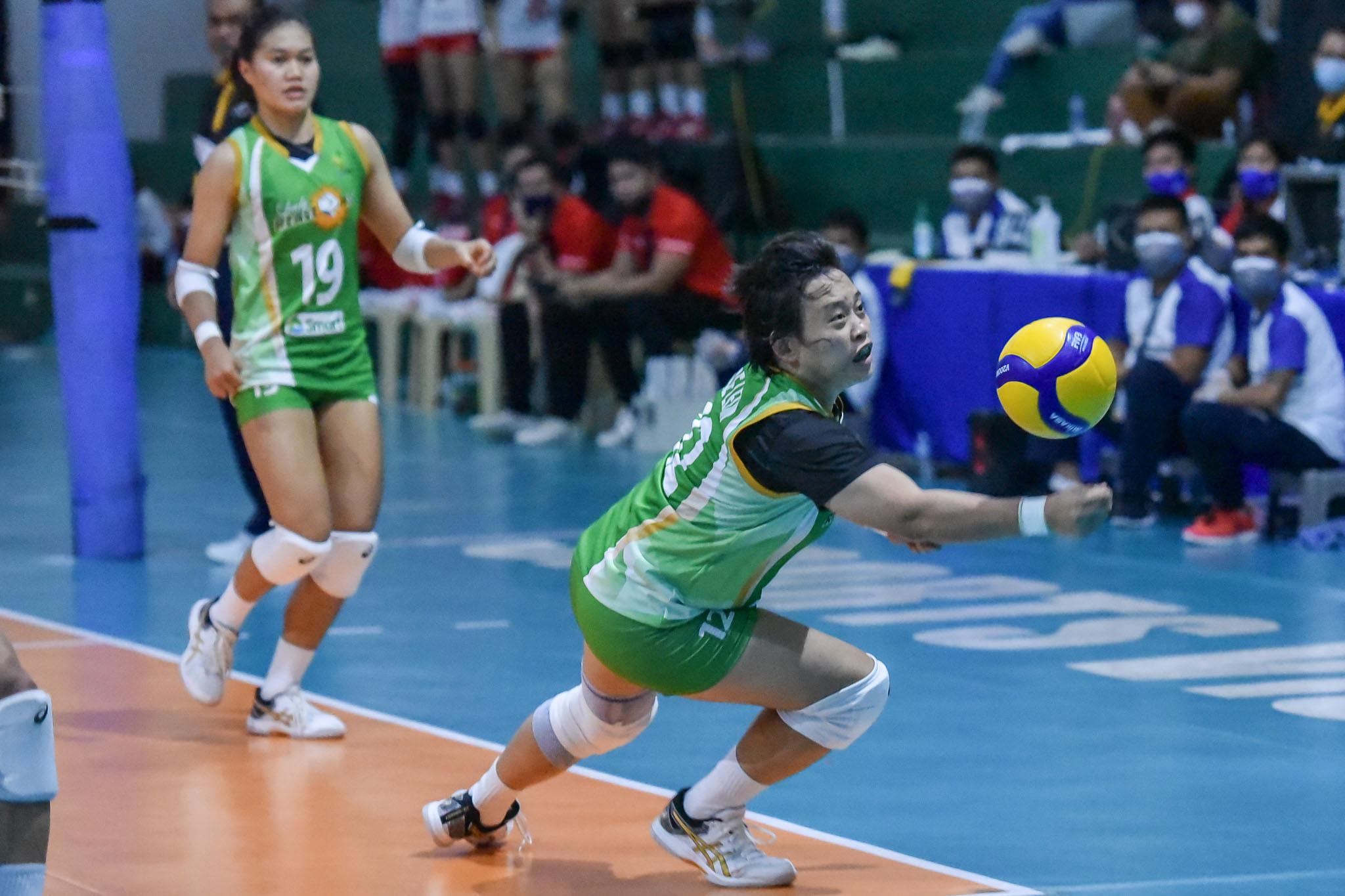2021-PVL-Open-Sta.-Lucia-vs.-Petrogazz-Rubie-De-Leon-8908 Rubie De Leon tapped as asst coach for Sta. Lucia News PVL Volleyball  - philippine sports news