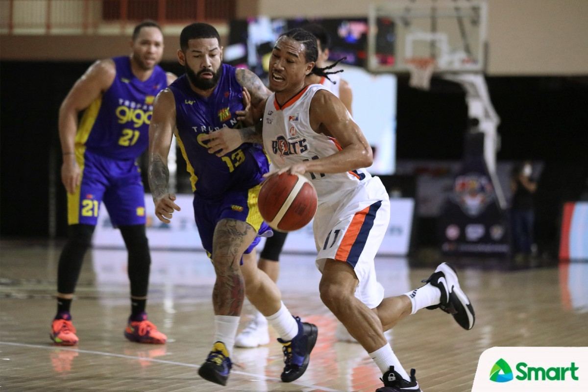 2021-pba-philippine-cup-meralco-vs-tnt-chris-newsome Newsome, Hodge will remain out for Meralco due to protocols Basketball News PBA  - philippine sports news