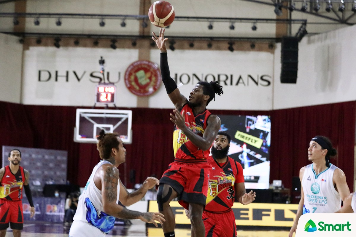 2021-pba-philippine-cup-phoenix-vs-san-miguel-cj-perez CJ Perez can't wait to experience PBA playoff basketball Basketball News PBA  - philippine sports news