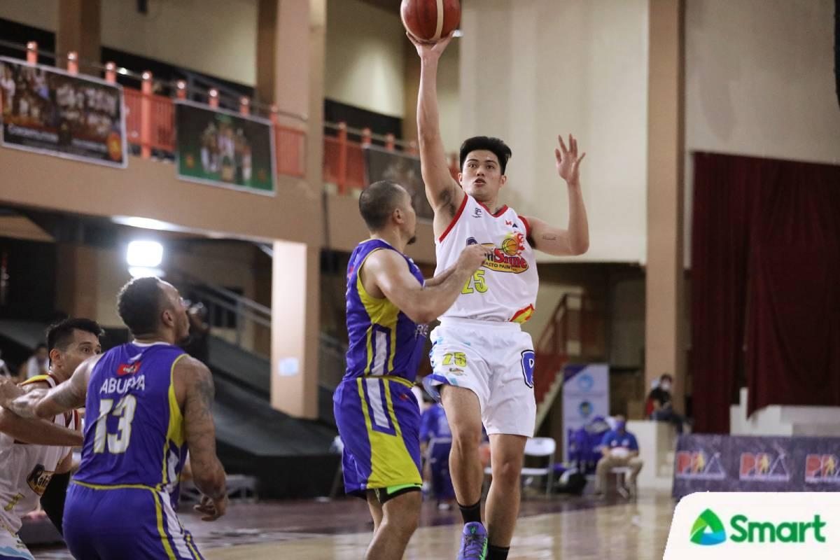 2021-pba-philippine-cup-rain-or-shine-vs-magnolia-leonard-santillan-2 ROS moving in right direction after huge wins over Magnolia, SMB Basketball News PBA  - philippine sports news