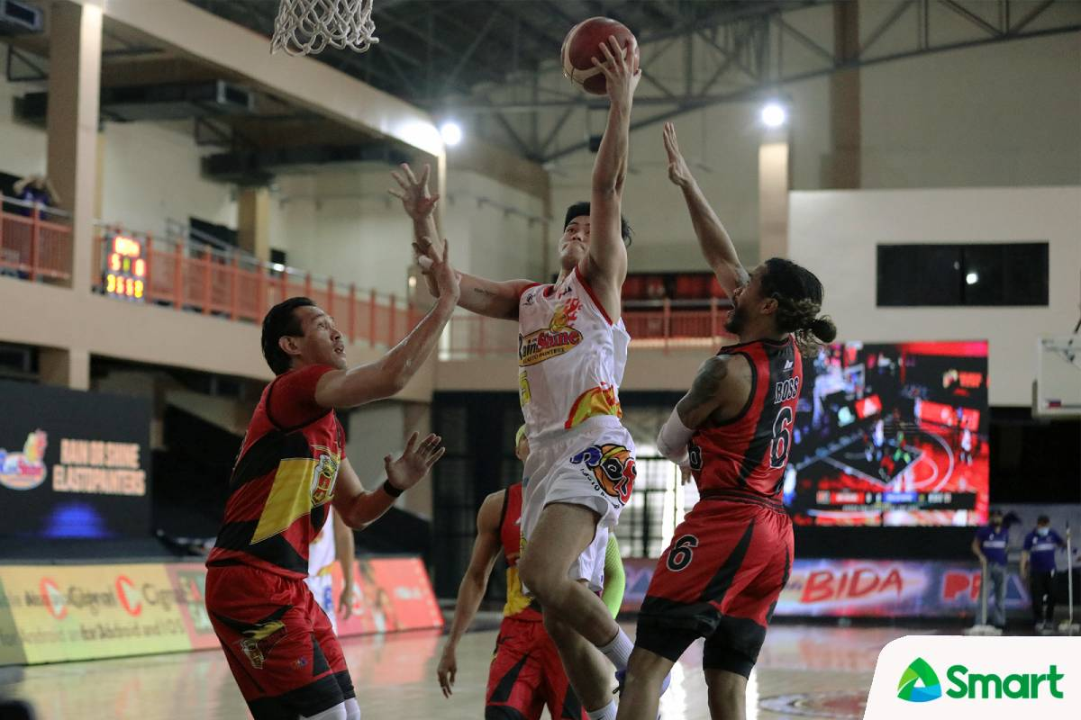 2021-pba-philippine-cup-rain-or-shine-vs-san-miguel-santi-santillan ROS moving in right direction after huge wins over Magnolia, SMB Basketball News PBA  - philippine sports news