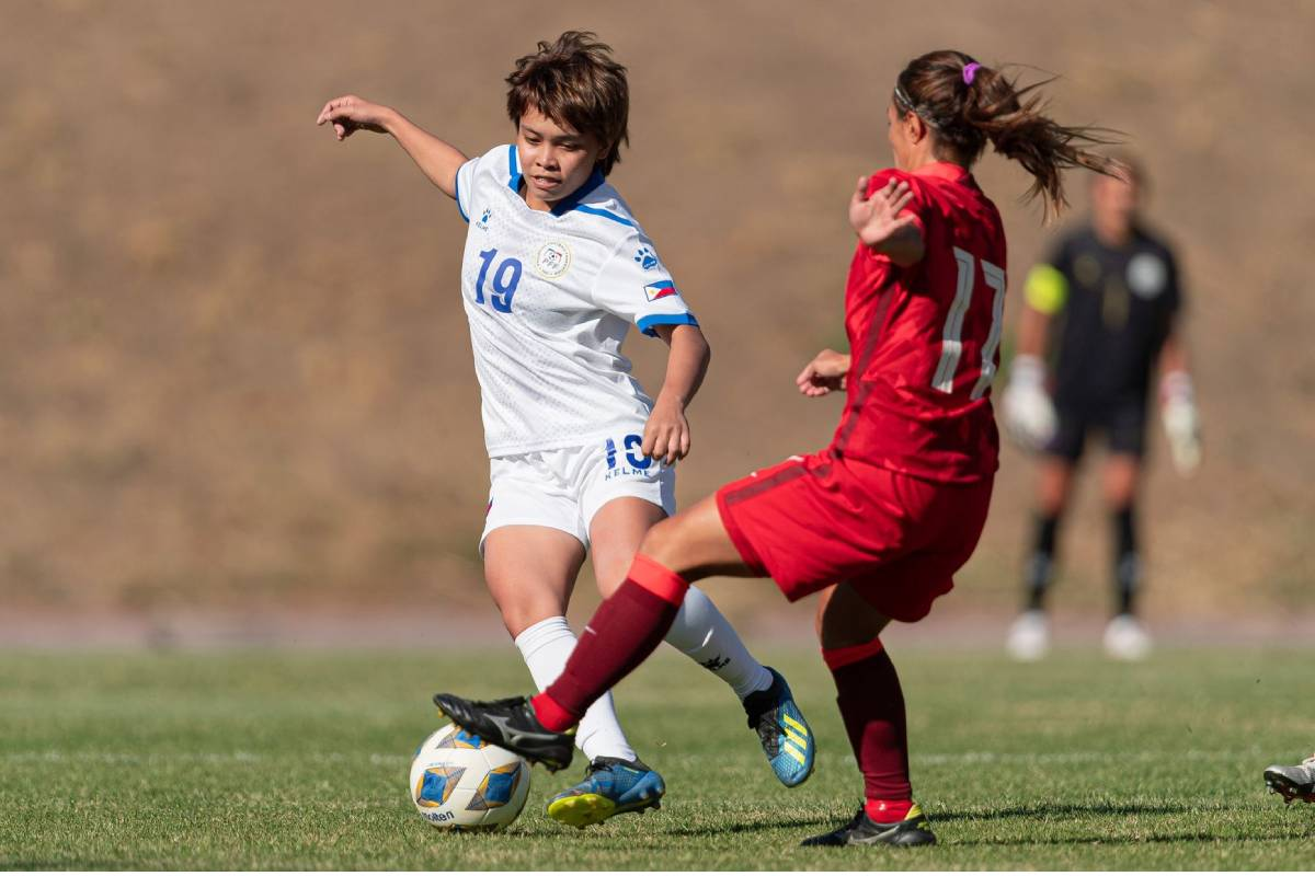 2022-AFC-Womens-Asian-Cup-qualifiers-PWNFT-Maye-Mendano-2 Maro sees more PWNFT players in WE.League Football News  - philippine sports news