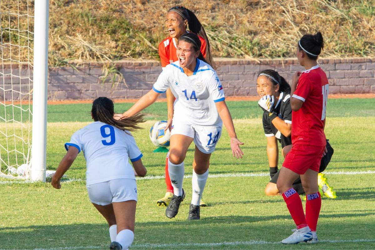2022-AFC-Womens-Asian-Cup-qualifiers-Philippines-def-Nepal-Camille-Wilson Protecting World Cup dream motivates PWFNT, says Palacios Football News Philippine Malditas  - philippine sports news