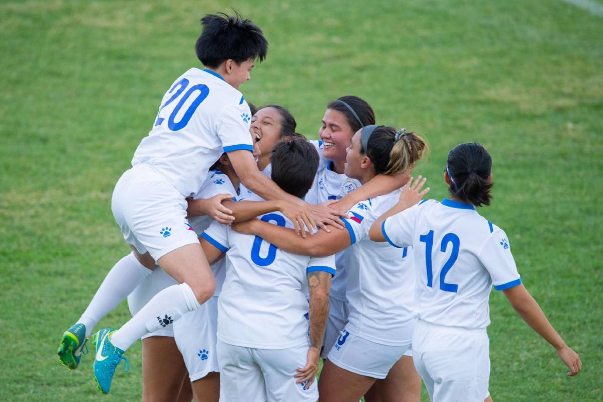 2022-AFC-Womens-Asian-Cup-qualifiers-Philippines-def-Nepal With late winner, Camille Wilson completes comeback from injury Football News Philippine Malditas  - philippine sports news