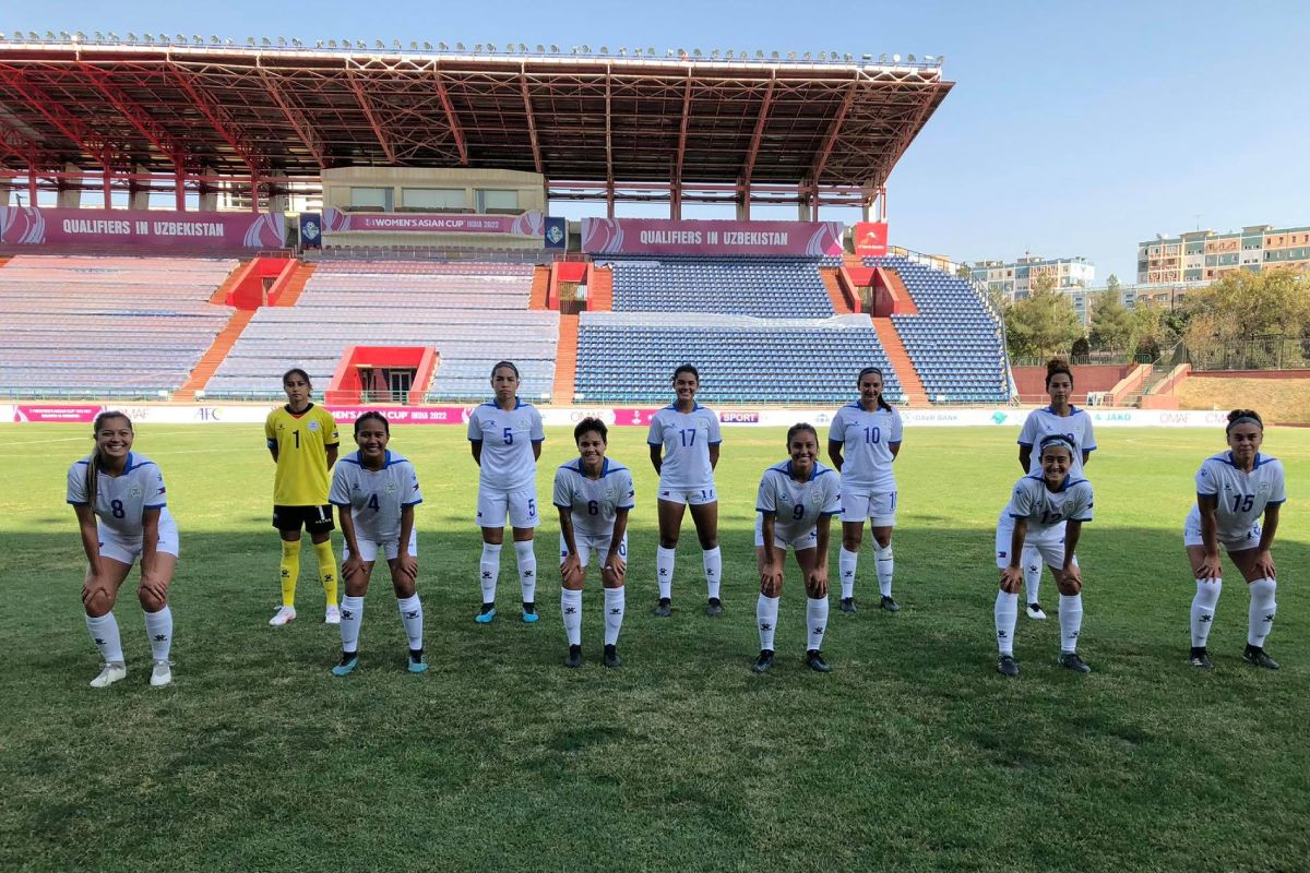 2022-Asian-Cup-Qualifiers-Philippines-vs-Nepal SMART, MVPSF boost support for PWNFT Football News Philippine Malditas  - philippine sports news