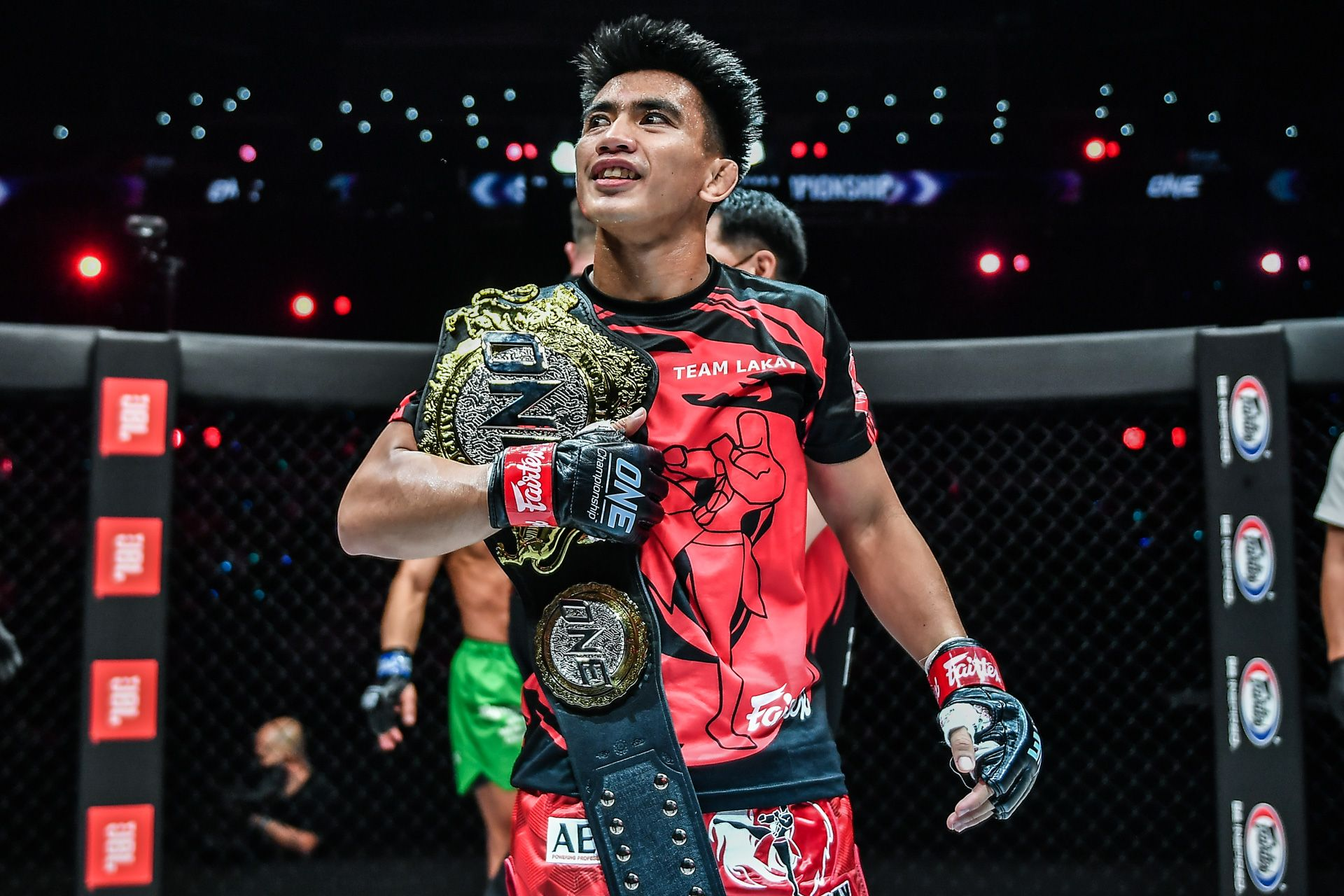 ONE-Empower-Joshua-Pacio Pacio says trilogy with Saruta made him a better fighter, person Mixed Martial Arts News ONE Championship  - philippine sports news