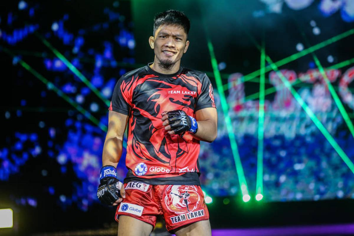 ONE-Inside-the-Matrix-Lito-Adiwang-entrance Adiwang on Brooks: 'He's just an unlucky guy who talks and acts like a monkey' Mixed Martial Arts News ONE Championship  - philippine sports news