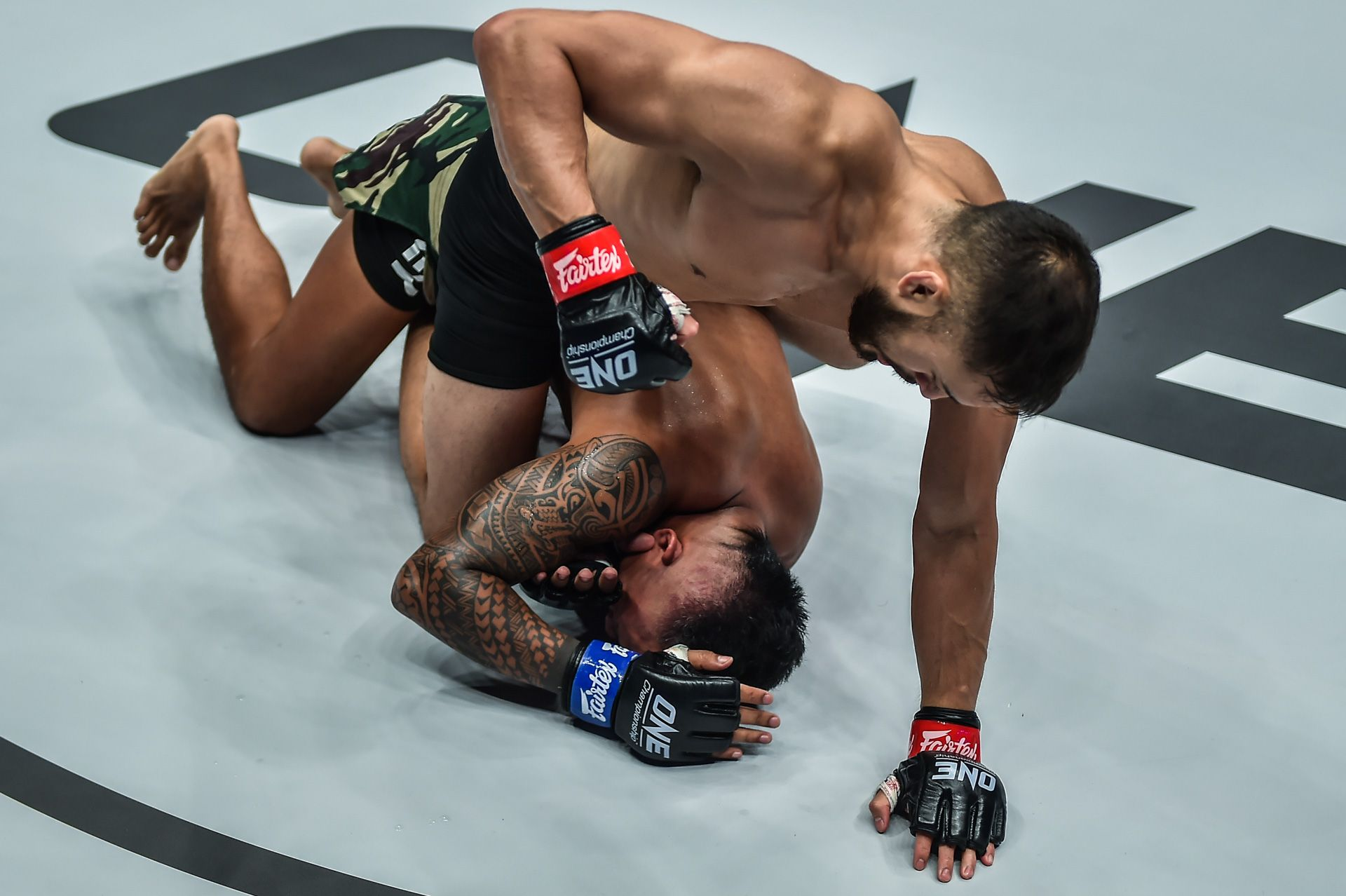 ONE-Revolution-James-Yang-GNP-on-Roel-Rosauro Rosauro dominated by debuting Yang to open ONE: Revolution Mixed Martial Arts News ONE Championship  - philippine sports news