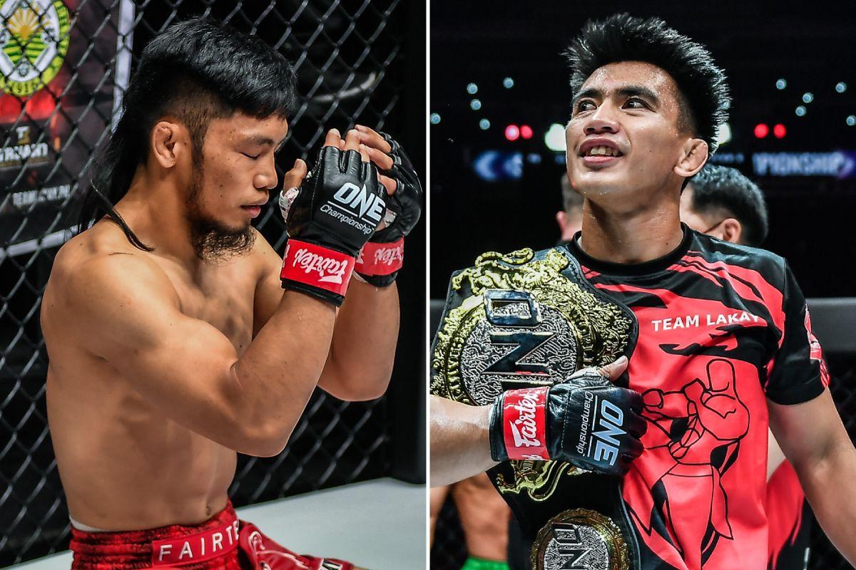 ONE-Revolution-Team-Lakay-Lito-Adiwang-x-Joshua-Pacio Pacio will not compete against 'future champ' Adiwang: 'Family first' Mixed Martial Arts News ONE Championship  - philippine sports news