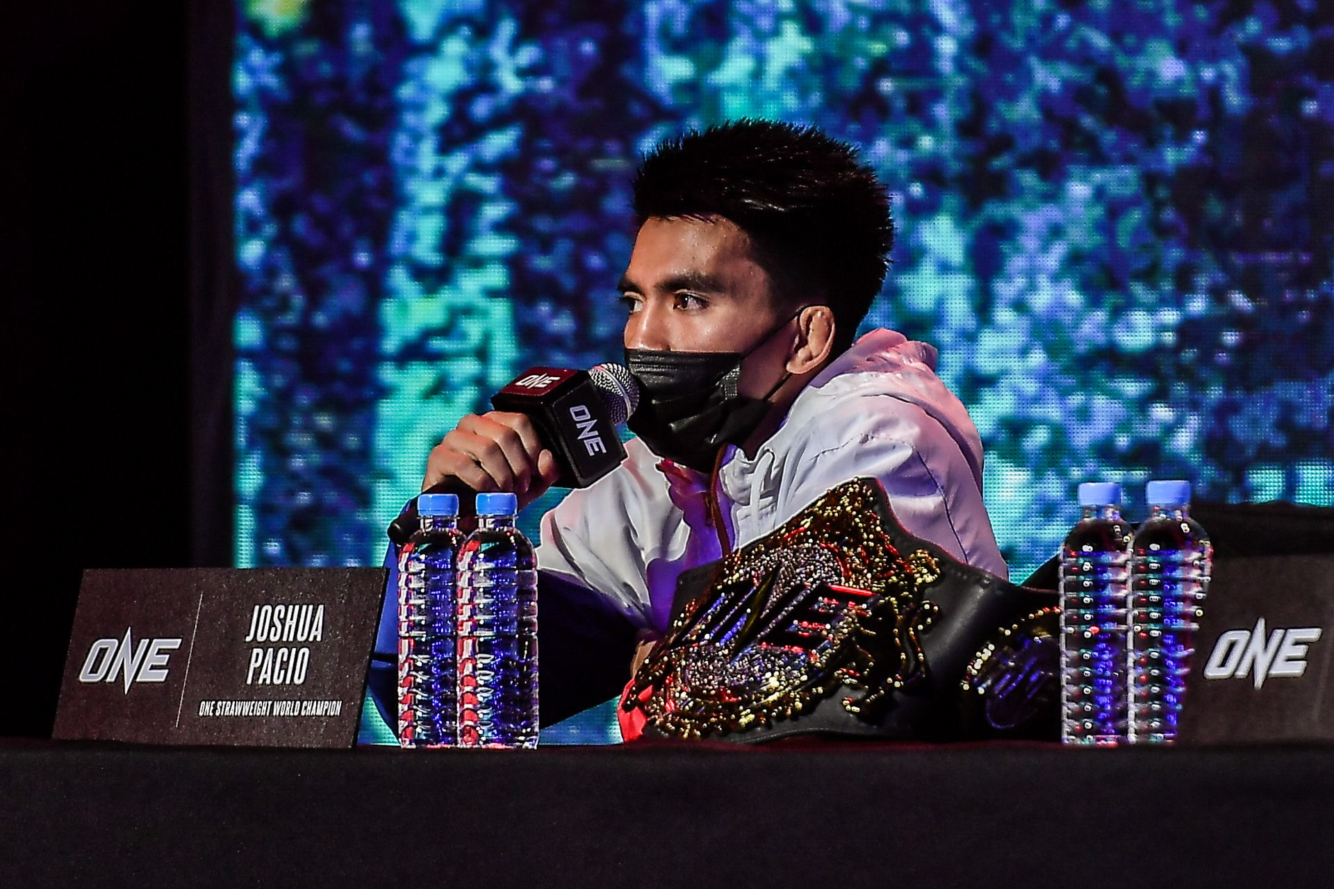 ONE-Revolution-press-conference-Joshua-Pacio Pacio says Saruta trilogy bout will be one of his defining moments Mixed Martial Arts News ONE Championship  - philippine sports news