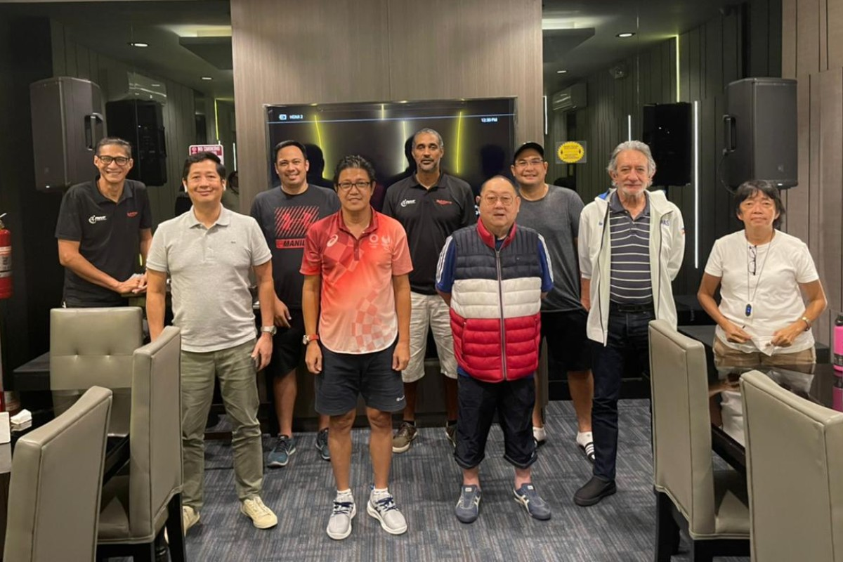 PNVF-Coordination-Meeting PNVF assures 'no politics' was involved in PWNVT pool selection News Volleyball  - philippine sports news