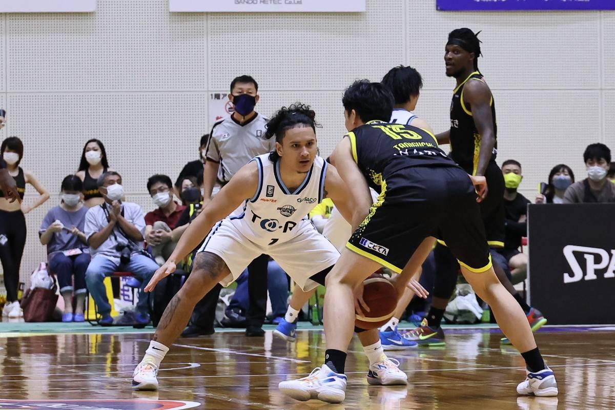2021-22-B.League-Tokyo-Z-vs-Kagawa-Juan-Gomez-de-Liano-2 Juan GDL played with heavy heart during Tokyo Z debut Basketball News  - philippine sports news
