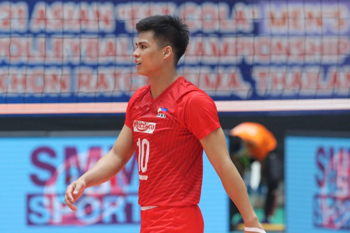 2021-AVC-Clubs-Rebisco-def-Ceb-Johnvic-De-Guzman Rebisco outlasts CEB, ends AVC Clubs at ninth place News Volleyball  - philippine sports news