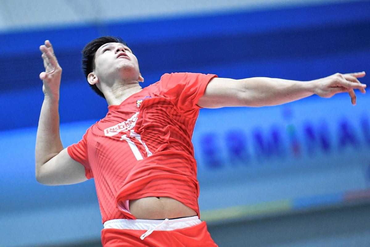 2021-Asian-Club-Rebisco-def-CEB-Joshua-Umandal Rebisco outlasts CEB, ends AVC Clubs at ninth place News Volleyball  - philippine sports news