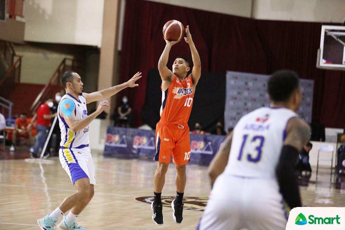 2021-PBA-Philippine-Cup-Semis-Magnolia-vs-Meralco-John-Pinto-2 Pinto responds to challenge of Meralco's vets Basketball News PBA  - philippine sports news